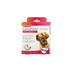 Beaphar Canishield grand chien collier anti puces x1