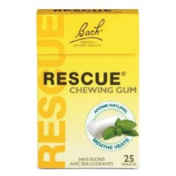 Rescue Chewing Gum 37g