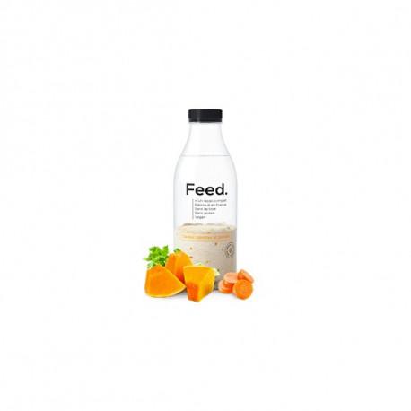 Feed bouteille carottes potiron 150g