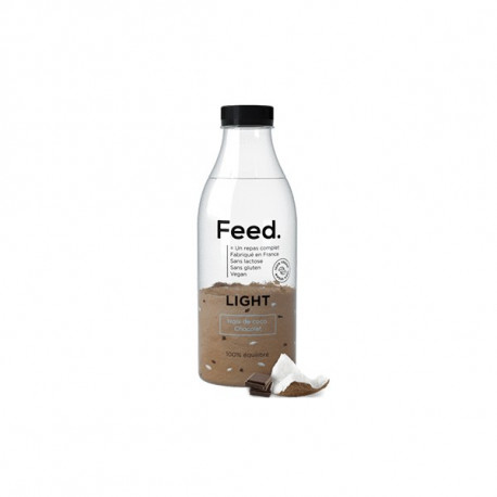 Feed bouteille light coco chocolat 150g