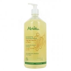 Melvita shampooing familial extra doux miel de fleurs 1L
