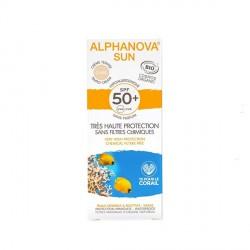 Alphanova sun bio SPF50 50ml