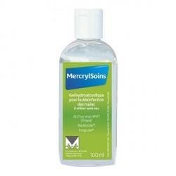 Mercrylsoins gel hydroalcoolique 100ml