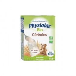 Physiolac céréales 200g