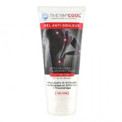 Thermocool gel anti-douleur tube 100ml