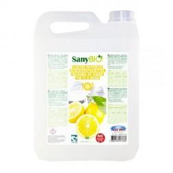 Sanybio liquide vaisselle citron 5L