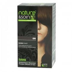 Santé verte nature & soin coloration 6N Blond foncé 129ml