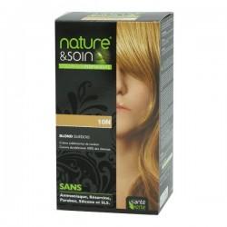 Santé verte nature & soin coloration 10N Blond suédois 132ml
