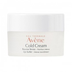 Avène cold cream baume lèvres nutrition intense pot 10ml