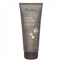 Melvita homme shampoing douche énergie 2 en 1 200ml