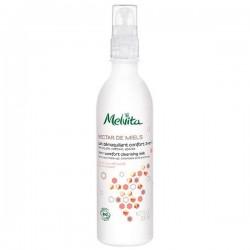 Melvita nectar de miels lait démaquillant confort 3-en-1 200ml