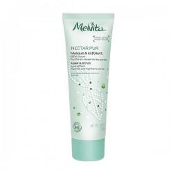 Melvita nectar pur masque & exfoliant 75ml