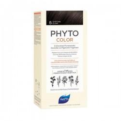 Phytocolor 5 châtain clair 112ml