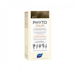 Phytocolor 8 blond clair coloration permanente 112ml