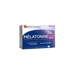 Forté pharma mélatonine 1900 flash 30 comprimés