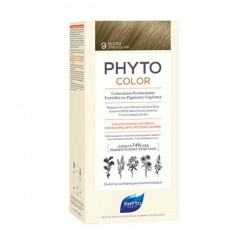 Phytocolor 9 blond très clair coloration permanente 112ml
