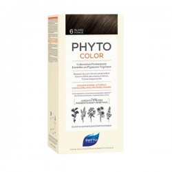 Phytocolor 6 blond foncé coloration permanente
