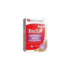 Forte pharma xtraslim capteur 3en1 xtrafort 60 gélules