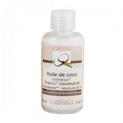 Haut-ségala huile de coco biologique 100ml