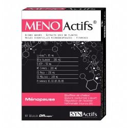Aragan menoactifs ménopause 60 gélules