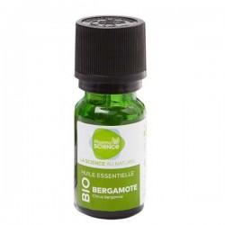 Pharmascience bergamote bio huile essentielle 10ml