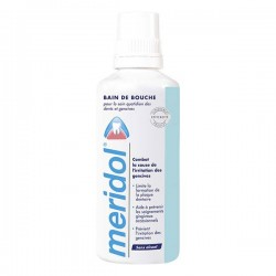 Meridol bain de bouche protection gencives 100ml