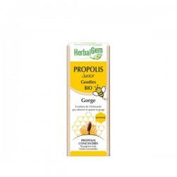 HerbalGem Bio Propolis Junior Gouttes Gorge 15 ml