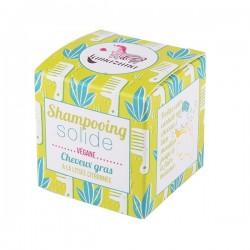 Lamazuna shampoing solide cheveux gras 55g