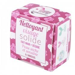 Lamazuna savon nettoyant visage hibiscus 25g