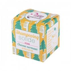 Shampoing solide pour cheveux normaux au parfum pin sylvestre 55g