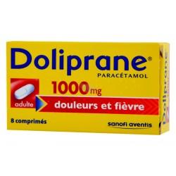 Doliprane 1000 mg cp