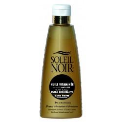 Soleil noir huile vitaminée ultra bronzante 150ml