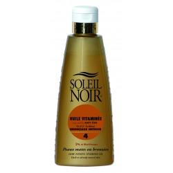 SOLEIL NOIR HUILE VIT SPF 4