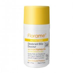 Florame déodorant bille douceur 50ml