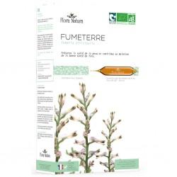 Flora natura fumeterre bio 20 Ampoules