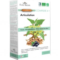Flora natura complexe 4+ articulations bio