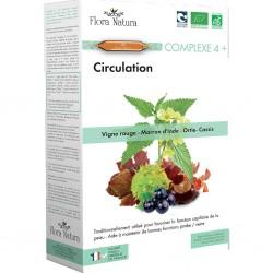 Flora natura complexe 4+ circulation