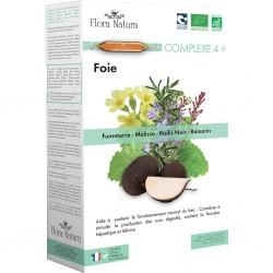 Flora natura complexe 4+ foie