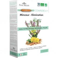 Flora natura complexe 4+ minceur - élimination