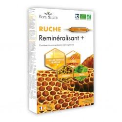 Flora natura la ruche reminéralisant 10 Ampoules
