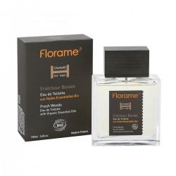Florame homme parfum fraîcheur boisée 100ml
