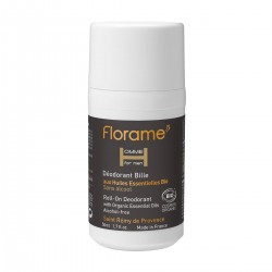 Florame homme déo bille 50ml