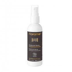 Florame homme déodorant spray 100ml