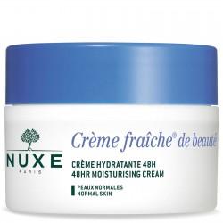 Nuxe crème fraîche de beauté peaux normales pot 50ml
