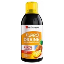 Forté pharma turbodraine minceur goût ananas 500ml