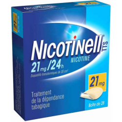 Nicotinell tts 21 mg 24 h 28 patchs