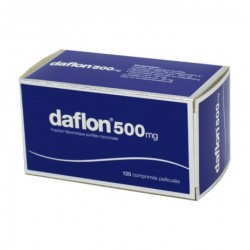 DAFLON 500 MG CPR 120