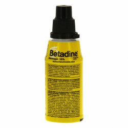 BETADINE SOLUTION DERMIQUE 125ML