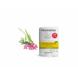 Pranarôm Aromapic Stick Anti-Moustiques Visage et Corps Bio 20 g