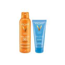 Vichy Capital Soleil Brume Hydratante Invisible SPF50 200 ml